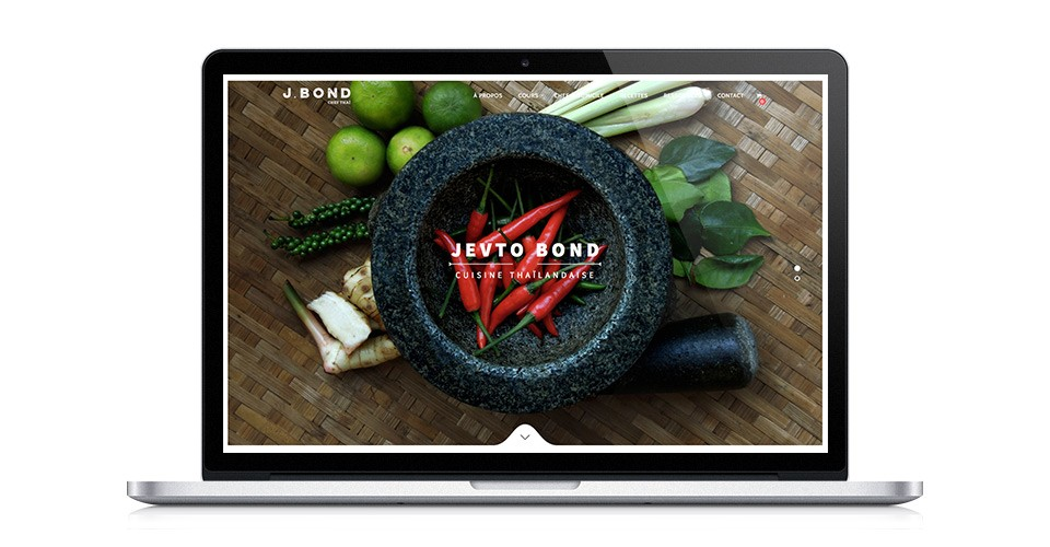 Jevto Bond chef thai