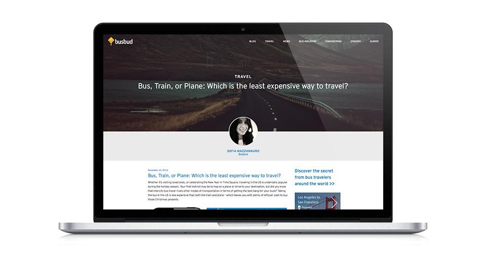 Busbug Blog
