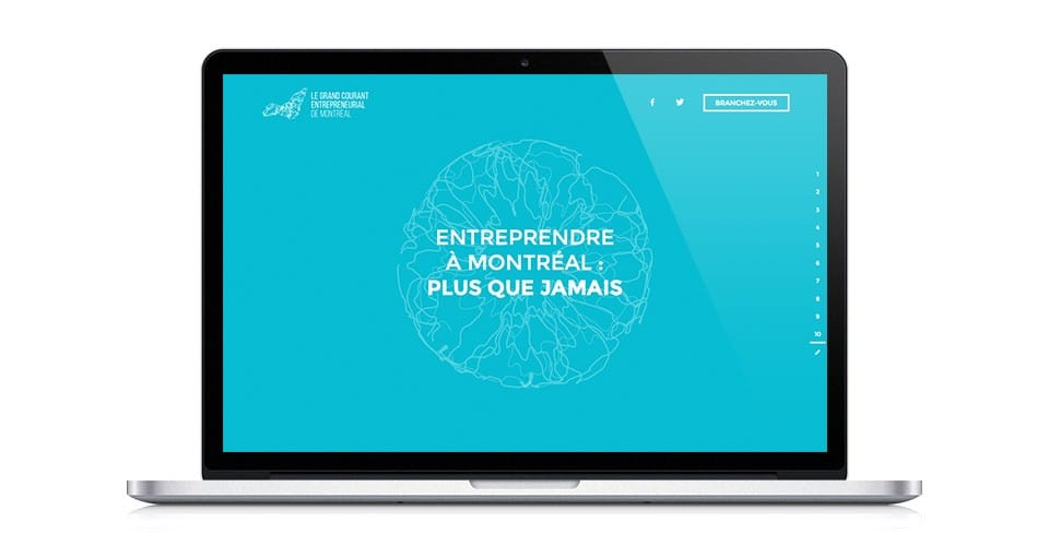 Le grand courant entrepreneurial